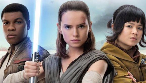 Según informó el director de la película, Rian Johnson, durará 150 minutos. (Disney/LucasFilm)