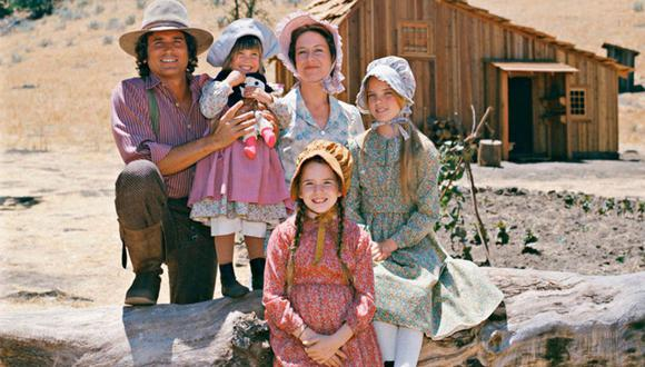 """Little House on the Prairie"" está basada en la saga de libros homónima de Laura Ingalls Wilder (Foto: NBC)"