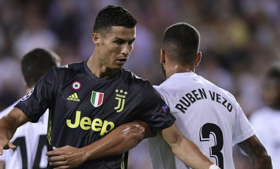 Cristiano Ronaldo esperará hasta el 27 de septiembre para conocer su castigo. (Foto: AFP)