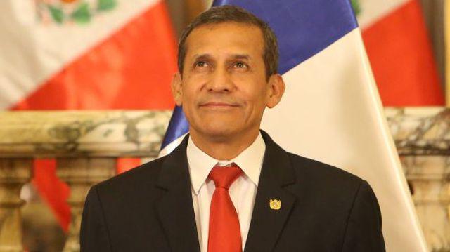 La PCM desestimó un pedido de la Comisión López Meneses para citar al expresidente Ollanta Humala. (Foto: GEC)