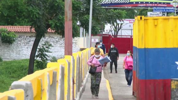 Colombia reabre frontera con Venezuela tras 14 meses de cierre por la pandemia