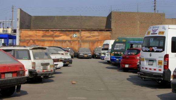 El SAT de Lima realiza de manera constante remate de vehículos incautados. (Imagen referencial/GEC)