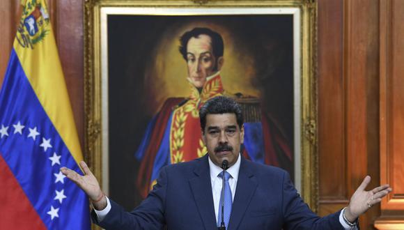 La ONU ha cifrado en unos 5 millones de personas las que han debido abandonar Venezuela en busca de un futuro mejor. (Foto: YURI CORTEZ / AFP)