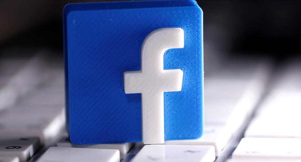 Imagen del logo de Facebook (REUTERS/Dado Ruvic/Illustration/File Photo).