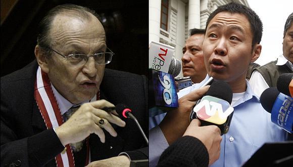 Kenji dijo que no es necesario que su padre esté en fase terminal, como afirma Peláez. (USI)