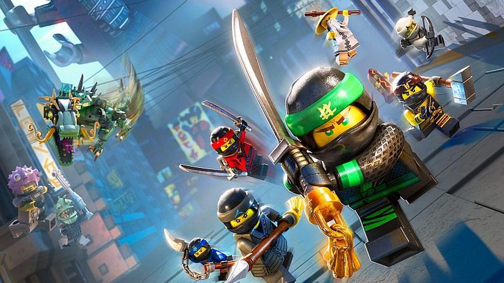 The LEGO Ninjago Movie Video Game (Foto: LEGO)