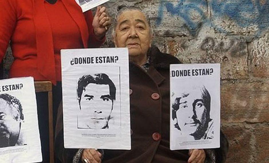 La muerte de Ana González de Recabarren caló profundamente en los sectores defensores de los derechos humanos. (Foto: AP)