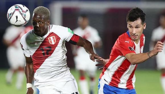 La Selección Peruana bajó al puesto 24 del Ranking FIFA. (Foto: AFP)