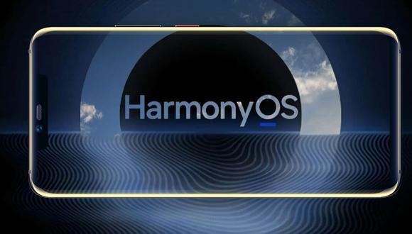 HarmonyOS de Huawei está instalado en teléfonos inteligentes, tabletas, relojes inteligentes y pantallas inteligentes. (Foto: Huawei)