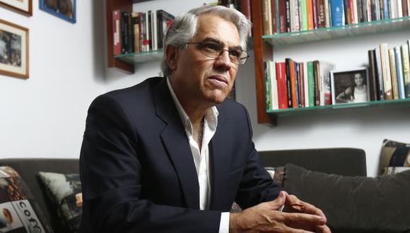 Gino Costa es responsable de la propuesta. (Piko Tamashiro)