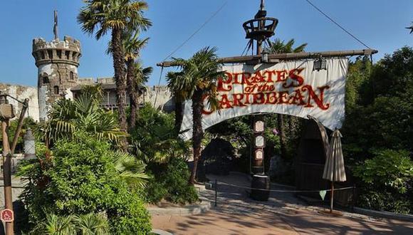 Parque de atracciones no detalló cómo se produjo el accidente. (Disney París)