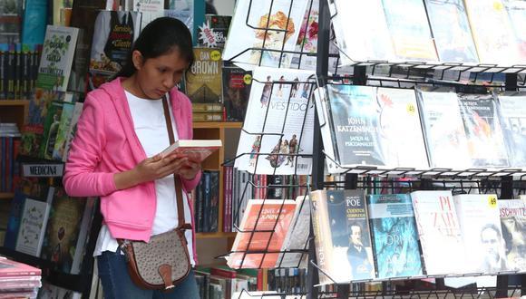 La ley actual gira hacia la promoción de la lectura como un derecho fundamental para todos los ciudadanos peruanos.(Foto: GEC)