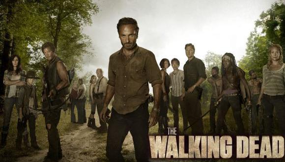 La cuarta temporada de The Walking Dead ya inició y promete barrer récords de sintonía. (Internet)