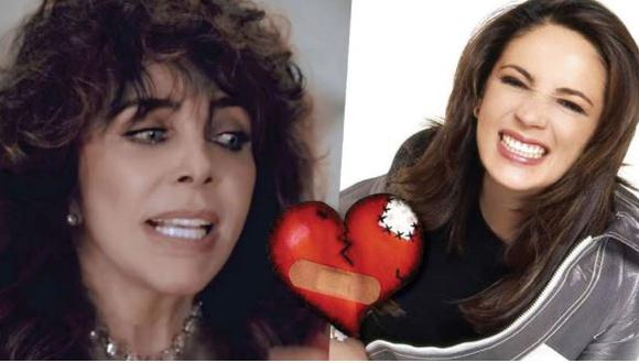 Yolanda Andrade habló de su romance con Verónica y de la relación de la actriz con su hijo.