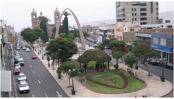 Tacna: Titular de la Dircetur, David Rendón Cohaila, señaló que se reportó una caída en la visita de turistas en un 60%, debido al coronavirus (foto: archivo)