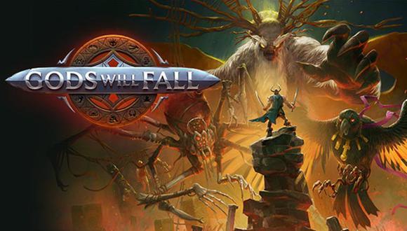 'Gods Will Fall' saldrá a la venta el 28 de enero.