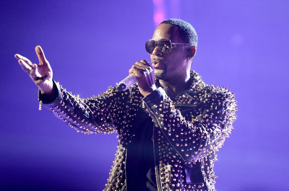 R. Kelly anuncia gira en medio de escándalos por acusaciones de abuso sexual (Foto: AFP)