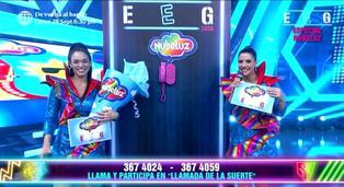 """""""Esto es guerra"""" regaló conos de """"Nubeluz"""" en programa especial"""