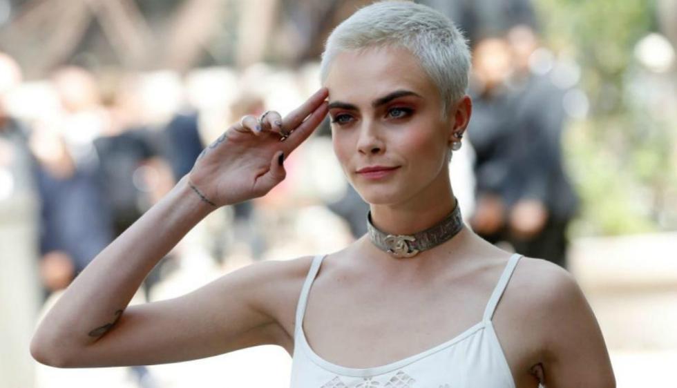 El desfile de CHANEL Haute Couture en París reunió a diversas celebridades  (AFP)