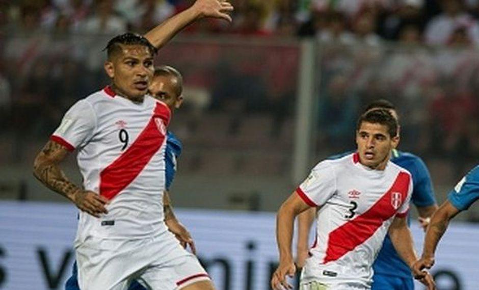 El jugador de la selección peruana aprovechó la noticia para escribir un breve pero emotivo mensaje. (Getty Images)