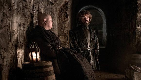 Tyrion y Varys permanecerán en las criptas durante la batalla (Foto: HBO)<br><br>