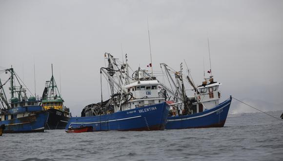 En términos de valor económico, la pesca  alcanzó un total de S/ 269.2 millones en julio. (Foto: GEC)