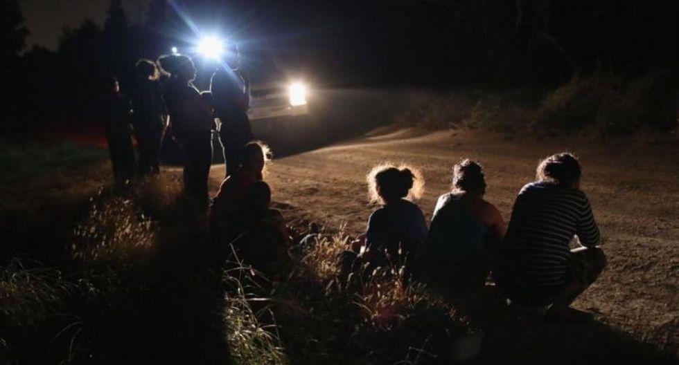 La política de Donald Trump consiste en 'tolerancia cero' con respecto a la inmigración ilegal. (Foto: AFP / Referencia)