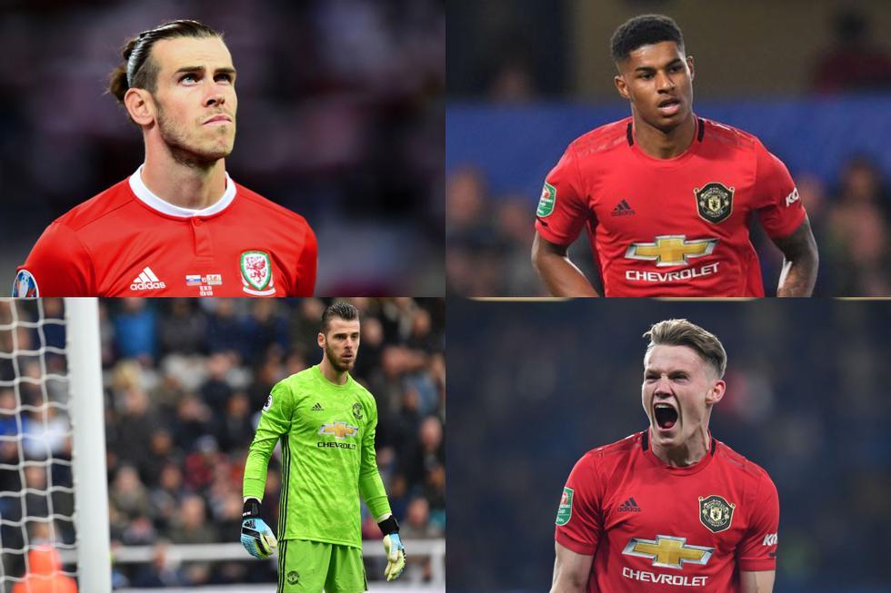 Surrealista: el poderoso XI del Manchester United para enero 2020 [FOTOS]