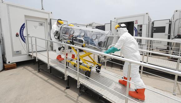 El viernes 6 de marzo se confirmó el primer caso de coronavirus en el Perú, pero a la fecha ya suman 6. (Foto: Andina)