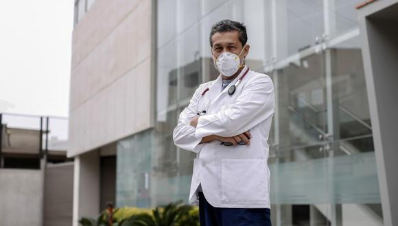 Germán Málaga se desempeñaba como investigador de la UPCH. (Foto: GEC)