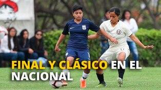 Histórico: Universitario y Alianza Lima jugarán la final de la Zona Lima del Campeonato Nacional Femenino