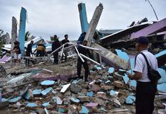 Al menos tres muertos tras terremoto en Indonesia