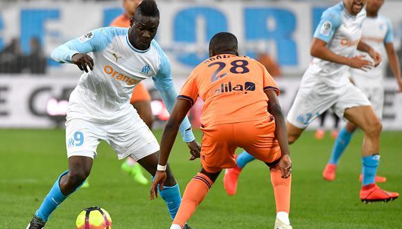 Mario balotelli se encuentra como agente libre. (Foto: AFP)