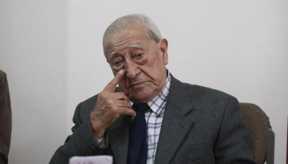 Isaac Humala dijo sentirse defraudado del mandato de su hijo. (Perú21)