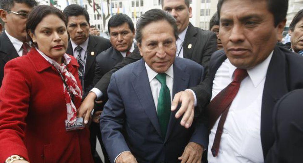La comisión investigadora de República Dominicana busca la verdad sobre el caso Toledo. (Mario Zapata)