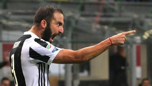 Los días de Gonzalo Higuaín en la Juventus parecen estar contados.
