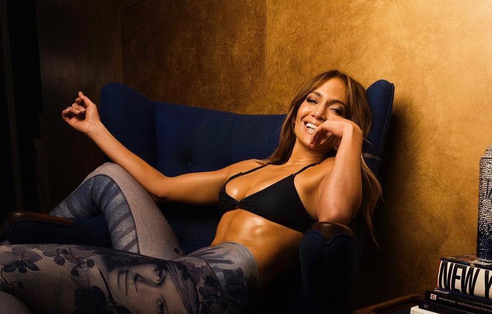 Publicación de Jennifer Lopez tiene más de 450 mil likes por parte de todos sus fanáticos en Instagram. (Foto: Instagram)
