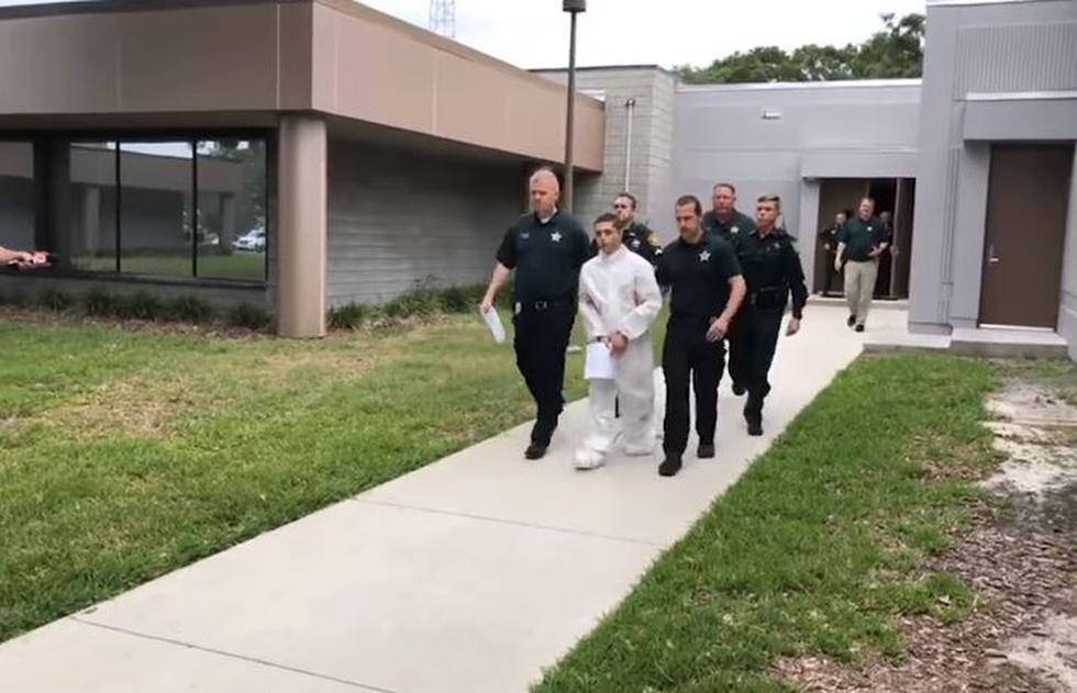 Florida: Nueva balacera en escuela secundaria deja un herido. (Daily Mail)