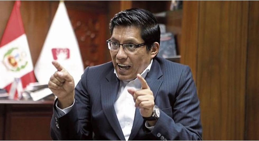 El titular de la presidencia del Consejo de Ministros, Vicente Zeballos, informó que el Gobierno aún no decide si habrá una prórroga de la cuarentena (Foto: AFP)