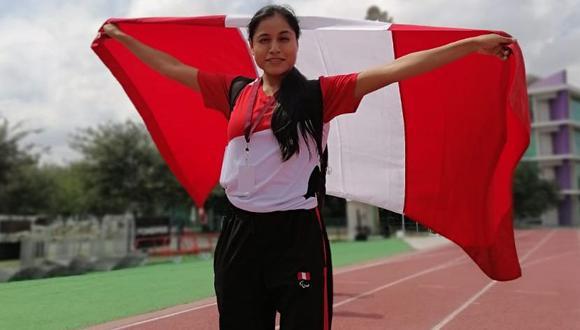 Melissa Baldera es parte del equipo peruano que competirá en los Juegos Paralímpicos de Tokio.