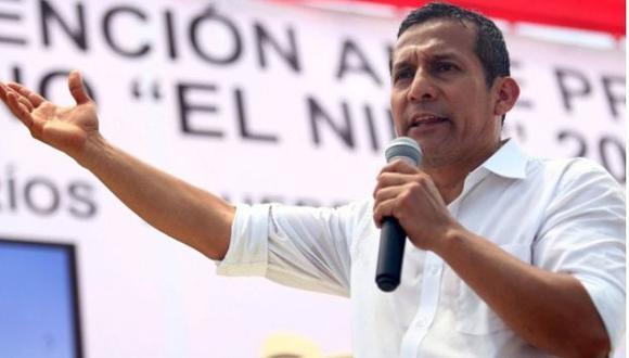 Ollanta Humala calificó de impresentable a Oswaldo Zapato, tío de Óscar López Meneses. (Perú21)