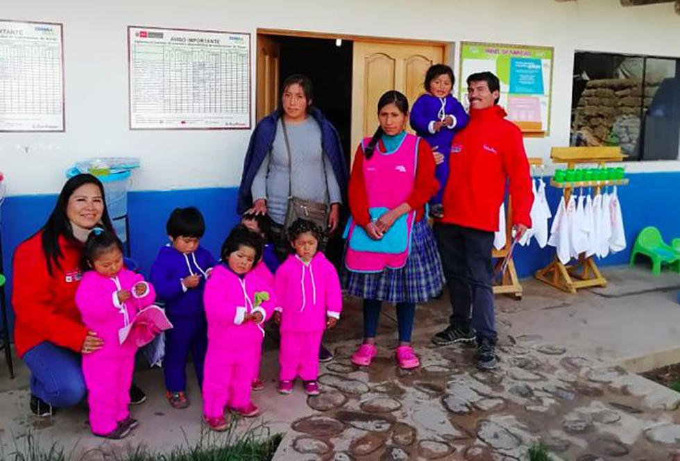 Entregarán más de 14 mil kits de abrigo a diversas familias de Cusco. (Foto: Midis)