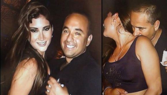 Roberto Martínez sería padre por primera vez, ya que su novia Maricielo Castañeda estaría embarazada. (Revista Magaly TeVe)