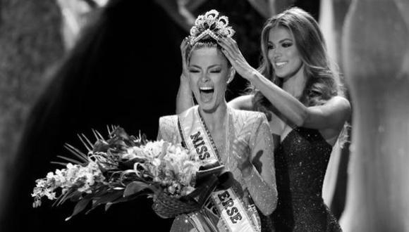 Demi-Leigh Nel-Peters es la nueva Miss Universo 2017. (Reuters)