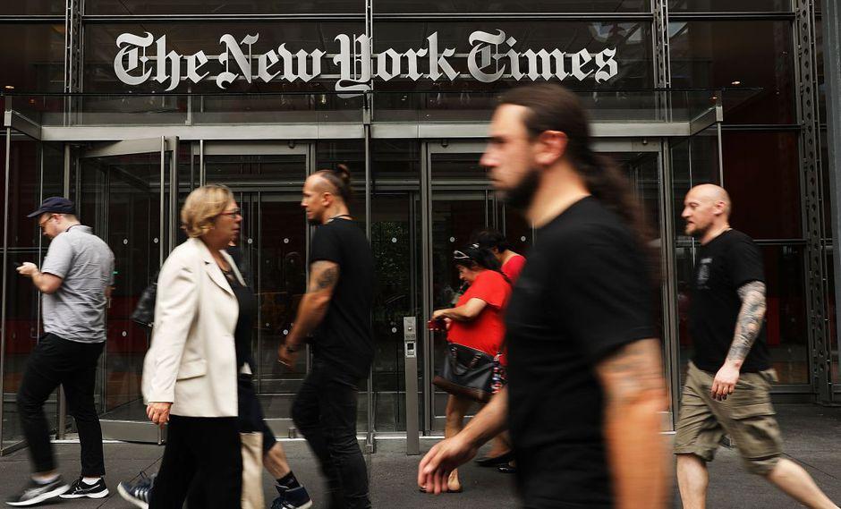 La versión en español de The New York Times dejará de ser un sitio autónomo, anunció el diario. (AFP)