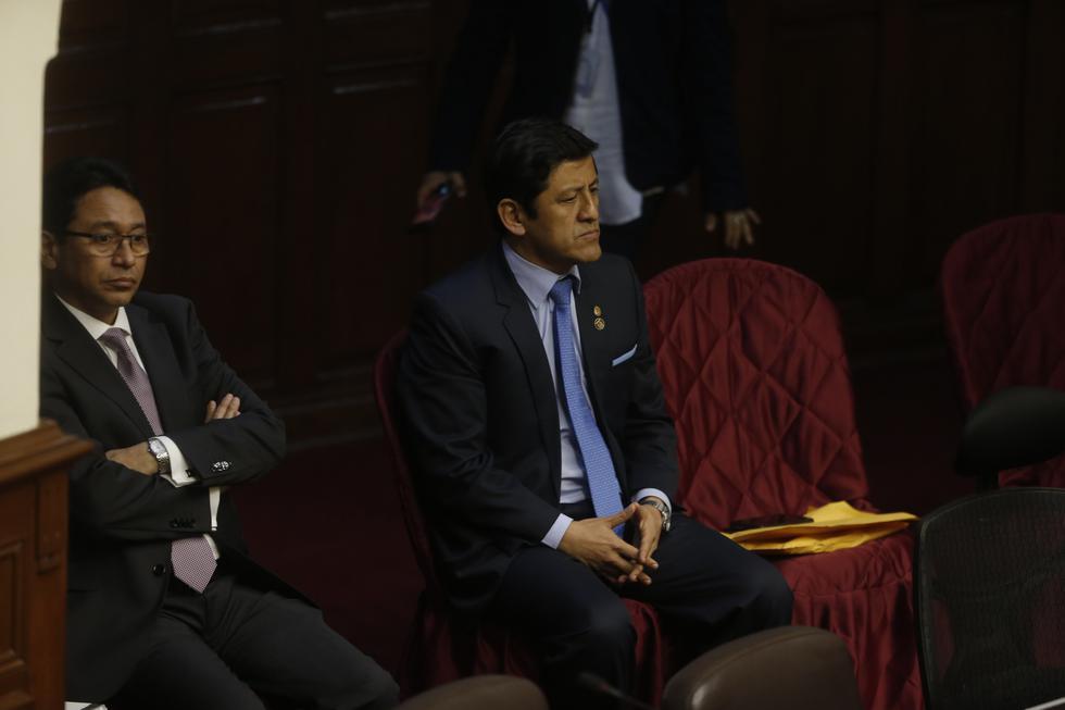 Aguila admite que se reunió tres veces con Becerril en su casa (Mario Zapata/Perú21)