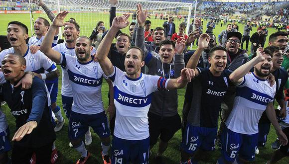 Universidad Católica de Chile tiene una leve ventaja histórica en sus duelos con clubes brasileños. (Foto: Facebook Cruzados Oficial)