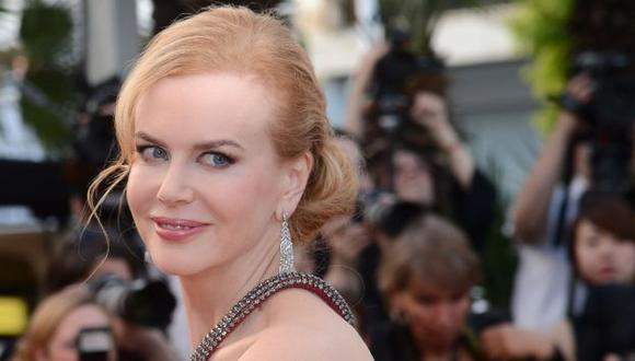 Nicole Kidman reveló intimidades de su matrimonio con Tom Cruise. (AFP)