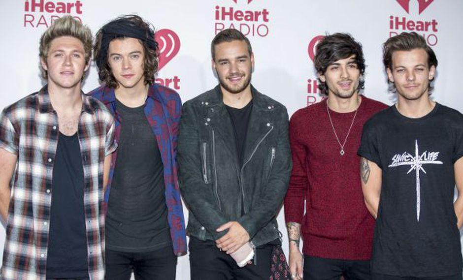 One Direction ganó la competición en 2013. (AP)
