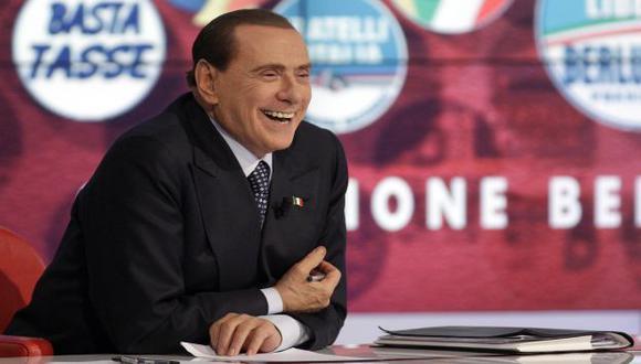 QUIERE VOLVER. Berlusconi no puede cantar victoria todavía. (Reuters)
